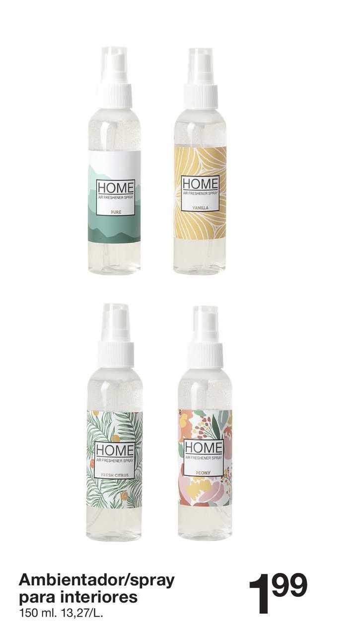 Zeeman Ambientador ∕ Spray Para Interiores