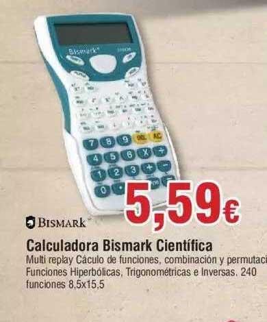 Froiz Bismark Calculadora Bismark Científica