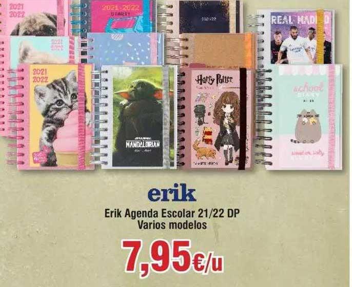 Froiz Erik Agenda Escolar 21 22 Dp