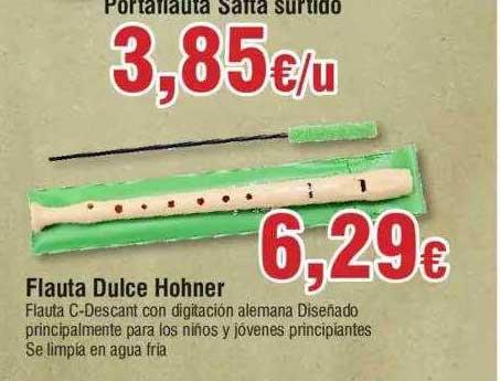 Froiz Flauta Dulce Hohner