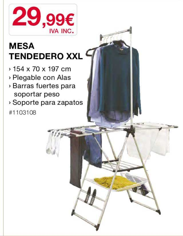 Costco Mesa Tendedero XXL