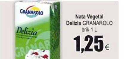Froiz Nata Vegetal Delizia Granarolo Brik 1 L