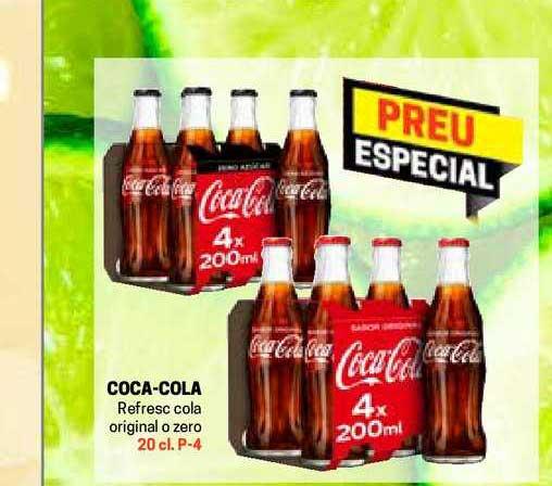 Gros Mercat Coca Cola