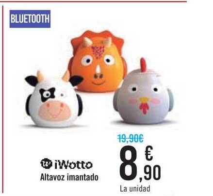 Carrefour Iwotto Altavoz Imantado