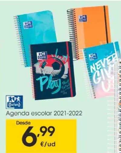 EROSKI Agenda Escolar 2021-2022