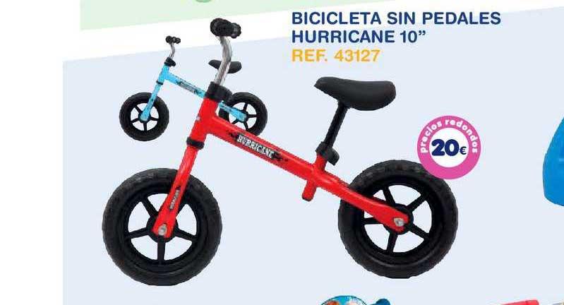 Tiendas MGI Bicicleta Sin Pedales Hurricane 10