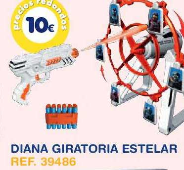 Tiendas MGI Diana Giratoria Estelar