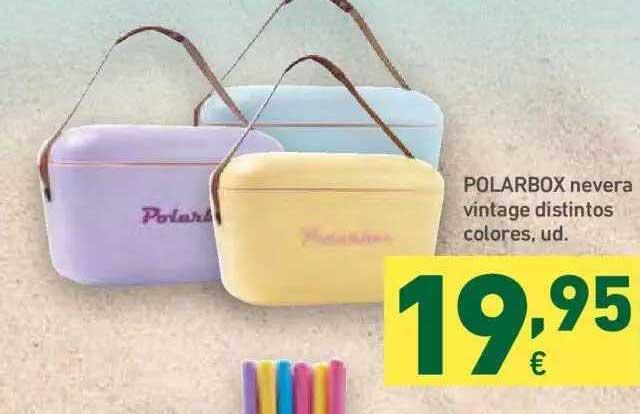 HiperDino Polarbox Nevera Vintage