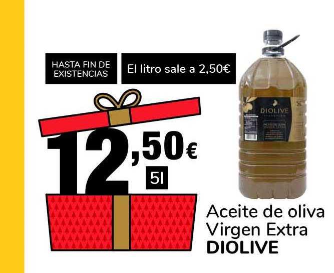 Supeco Aceite De Oliva Virgen Extra Diolive