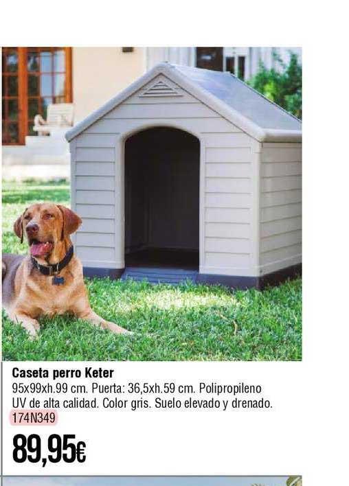 Cadena88 Caseta Perro Keter