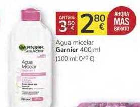 Consum Agua Micelar Garnier 400 Ml