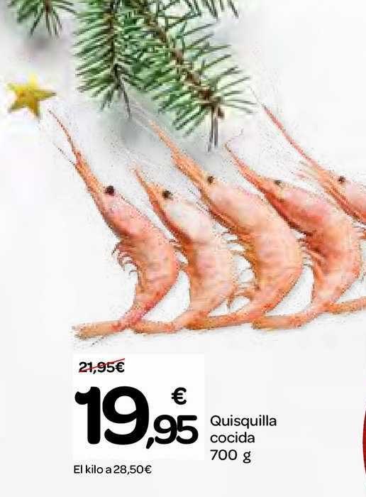 Dialprix Quisquilla Cocida 700 G