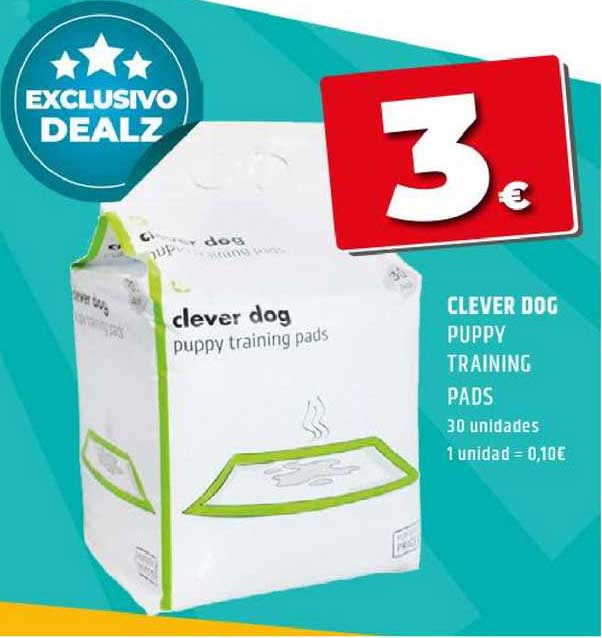 Dealz Clever Dog Puppy Training Pads