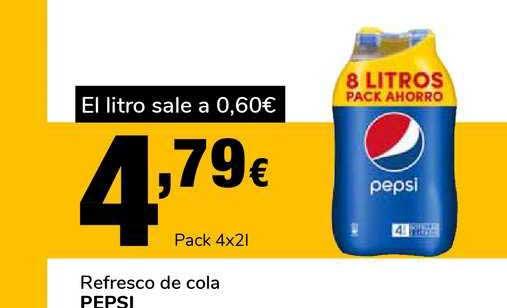 Supeco Refresco De Cola Pepsi