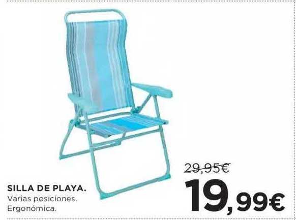 Hipercor Silla De Playa