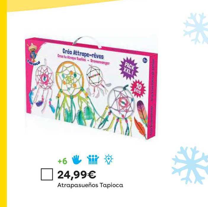 ToysRUs Atrapasueños Tapioca