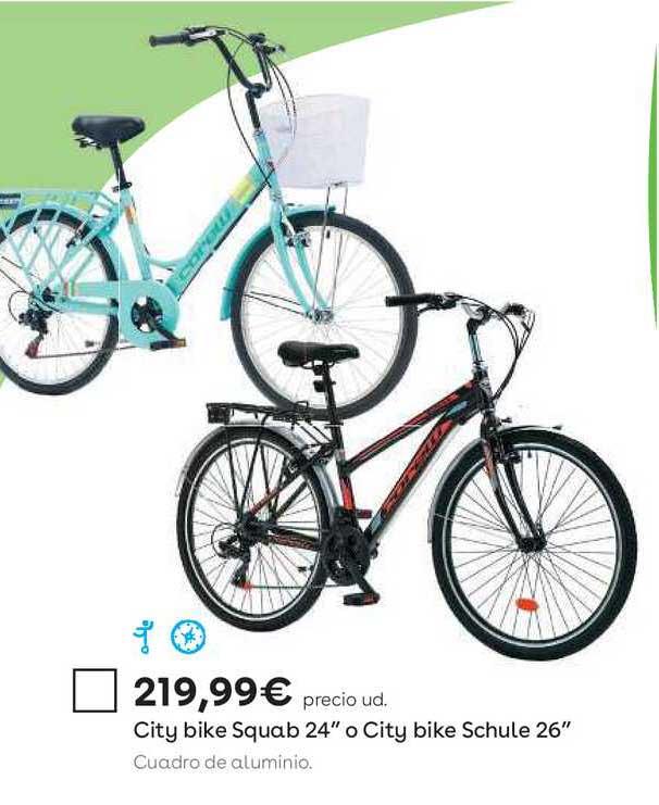 ToysRUs City Bike Squab 24