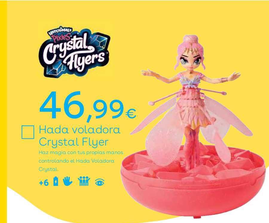 ToysRUs Hada Voladora Crystal Flyer