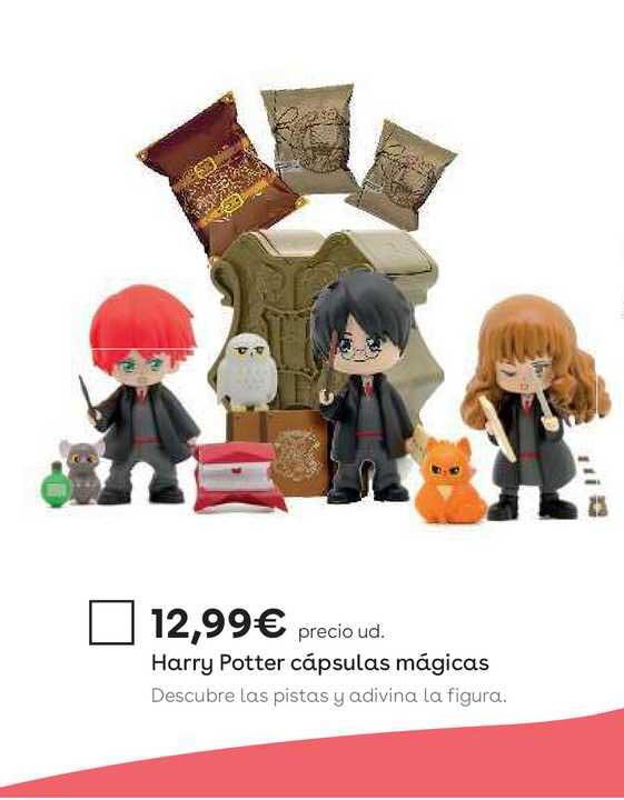 ToysRUs Harry Potter Cápsulas Mágicas