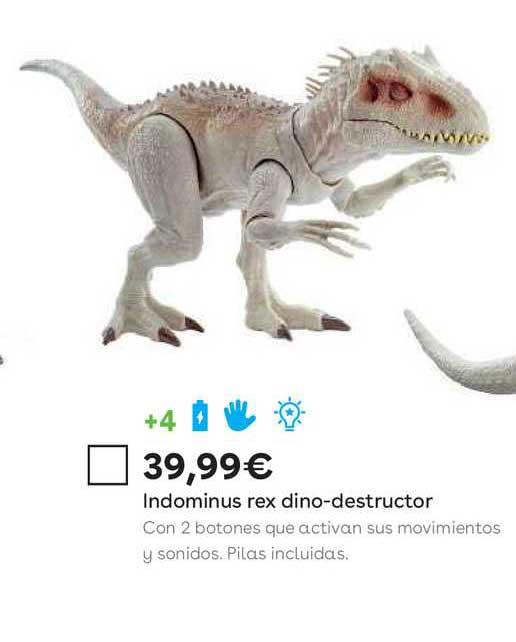 ToysRUs Indominus Rex Dino Destructor