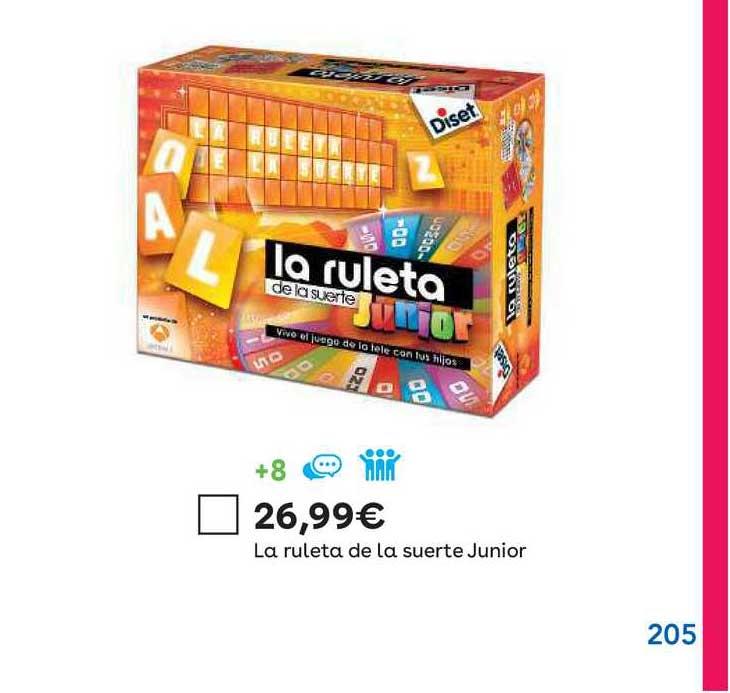ToysRUs La Ruleta De La Suerte Junior