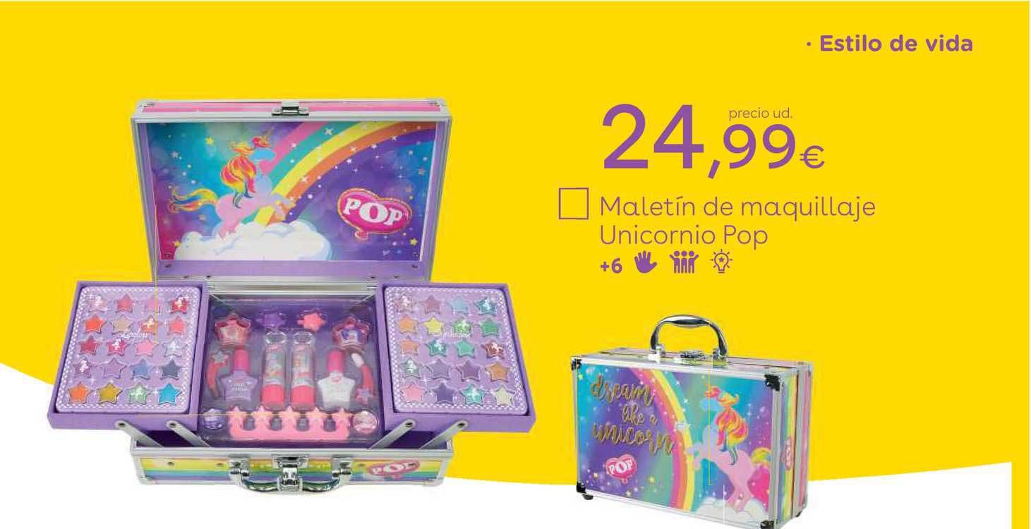ToysRUs Maletín De Maquillaje Unicornio Pop