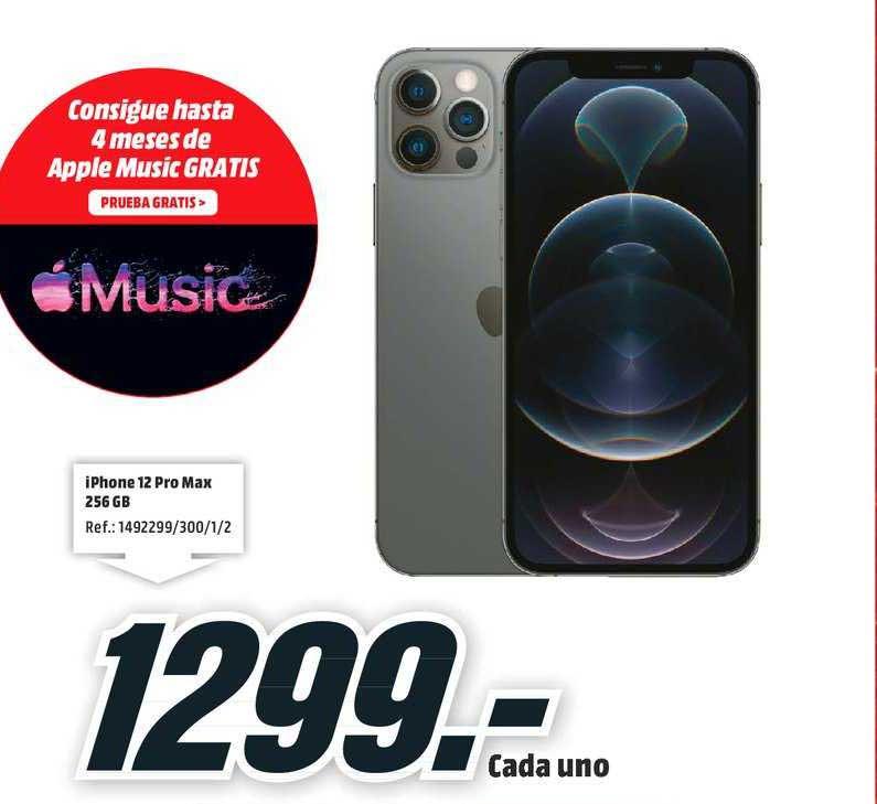 MediaMarkt Iphone 12 Pro Max 256 Gb