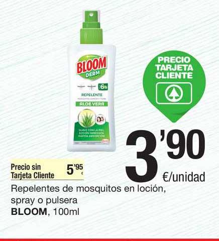 SPAR Fragadis Repelentes De Mosquitos En Loción Spray O Pulsera