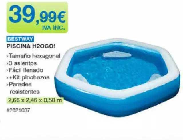 Costco Bestway Piscina H2ogo!