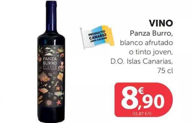 SPAR Vino Panza Burro