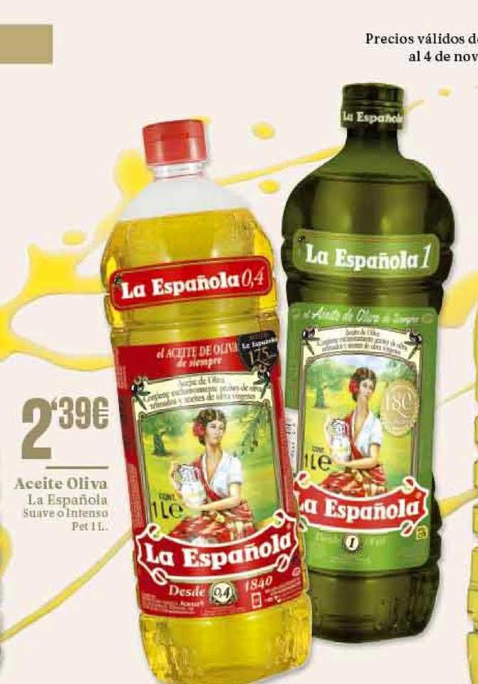 Gadis Aceite Oliva La Española