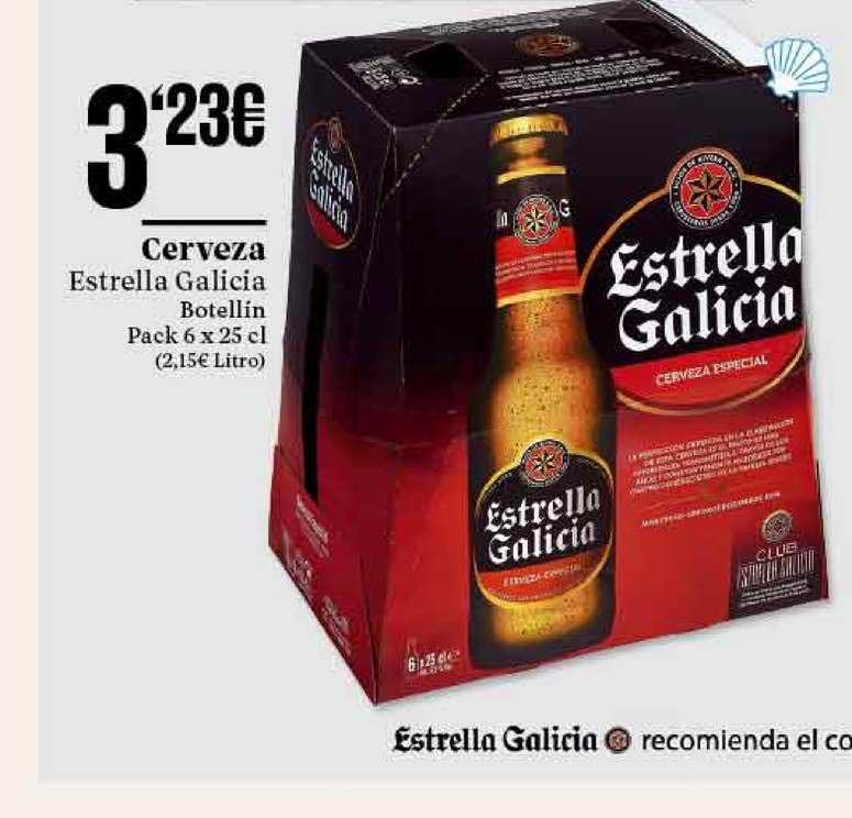 Gadis Cerveza Estrella Galicia