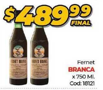 Diarco Fernet Branca