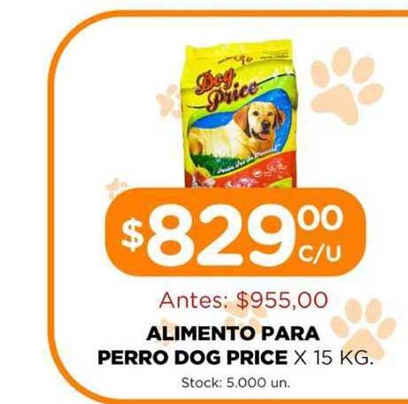 Super Mami Alimento Para Perro Dog Price X 15 Kg.