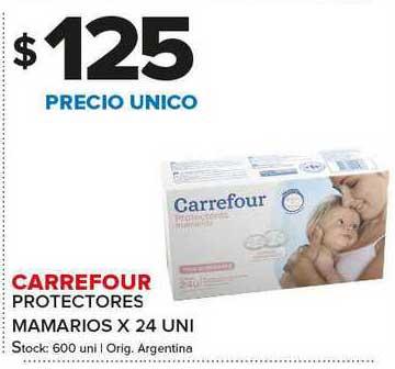 Carrefour Maxi Carrefour Protector Mamarios