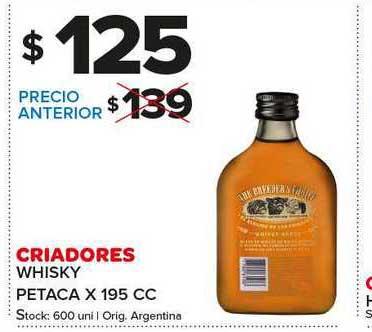 Carrefour Maxi Criadores Whisky