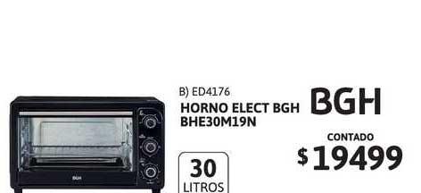 Cetrogar Horno Elect Bgh Bhe30m19n