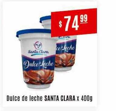 Arcoiris Supermercados Dulce De Leche Santa Clara X 400g