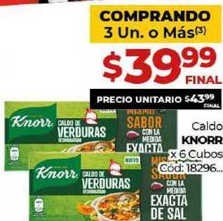 Diarco Caldo Knorr