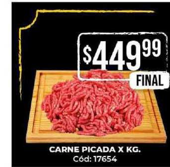 Diarco Carne Picada