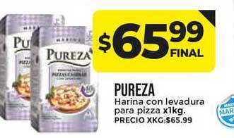 Supermayorista Vital Pureza Harina Con Levadura Para Pizza