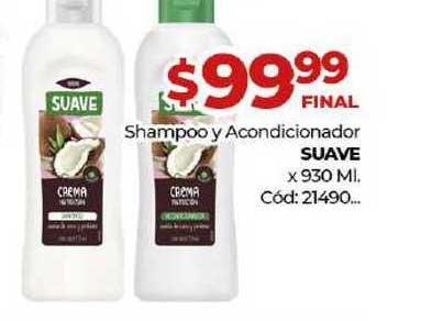 Diarco Shampoo Y Acondicionador Suave