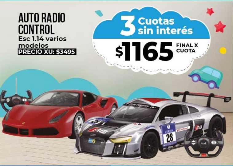 Supermayorista Vital Auto Radio Control