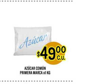 Supermercados Toledo Azúcar Común Primera Marca