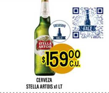 Supermercados Toledo Cerveza Stella Artois