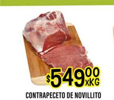 Supermercados Toledo Contrapeceto De Novillito