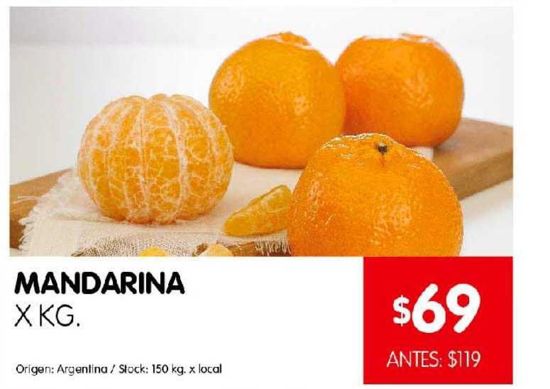 Disco Mandarina