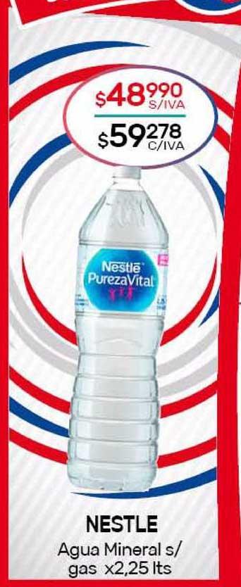 Nini Mayorista Nestle Agua Mineral S Gas