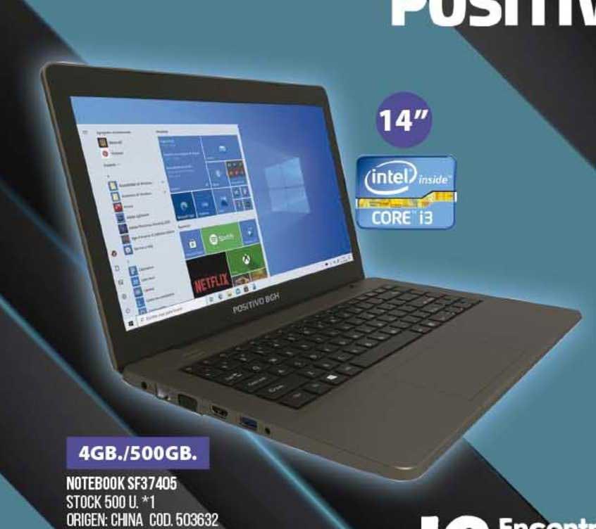 Coto Notebook Sf37405