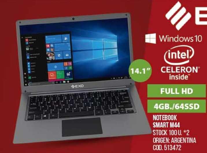 Coto Notebook Smart M44 Exo